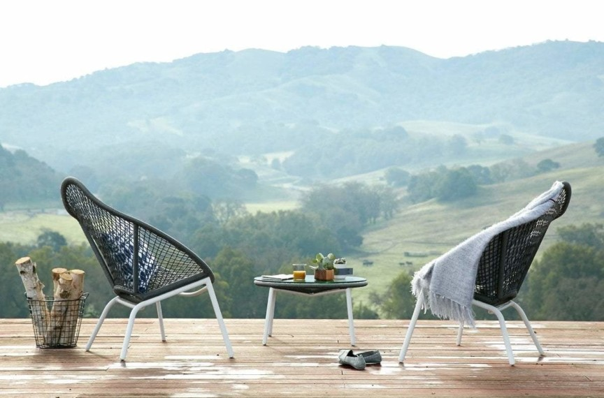 scandinavian designs inula outdoor chairs