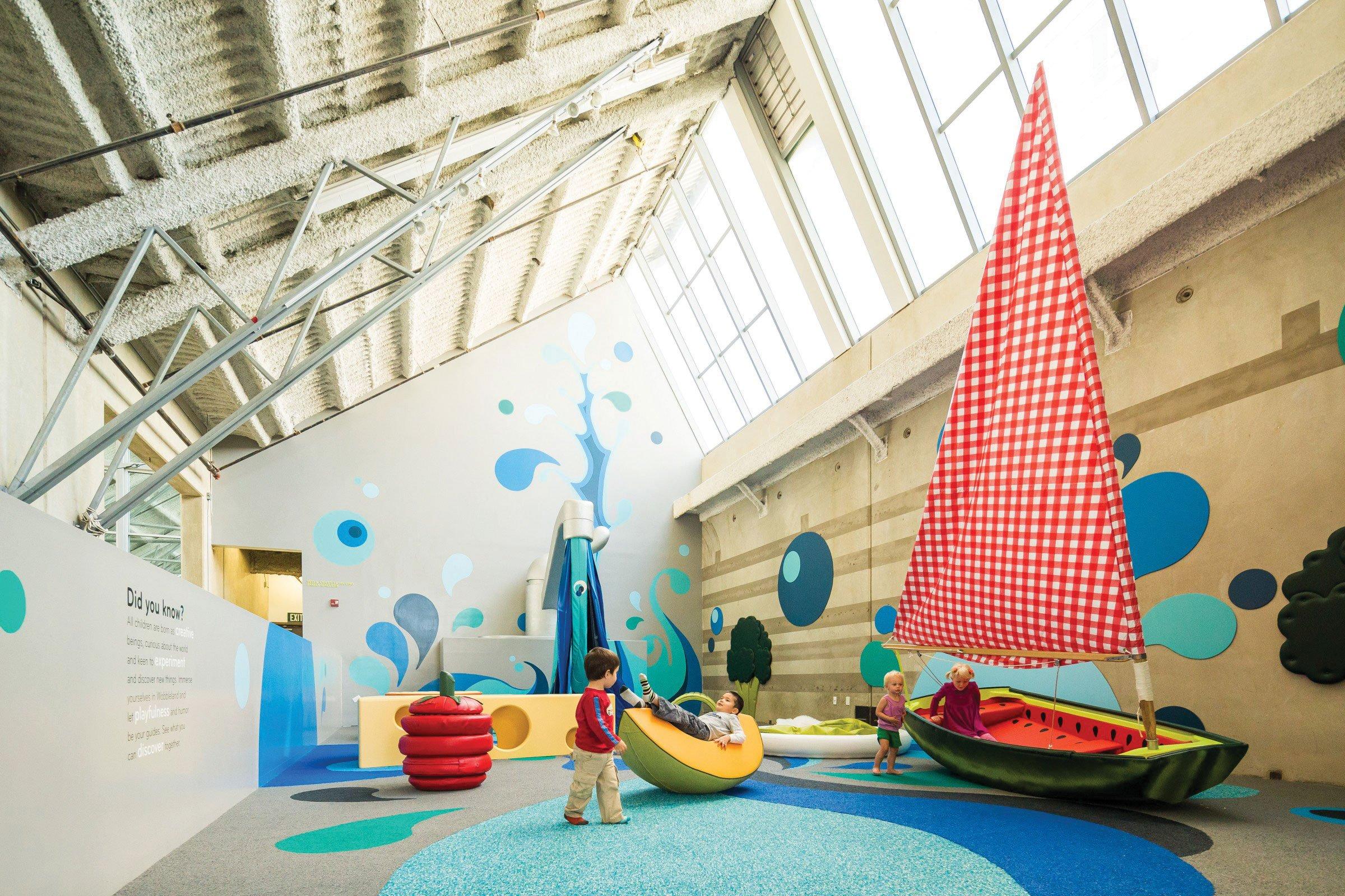 New Children's Museum san diego elena skidmore