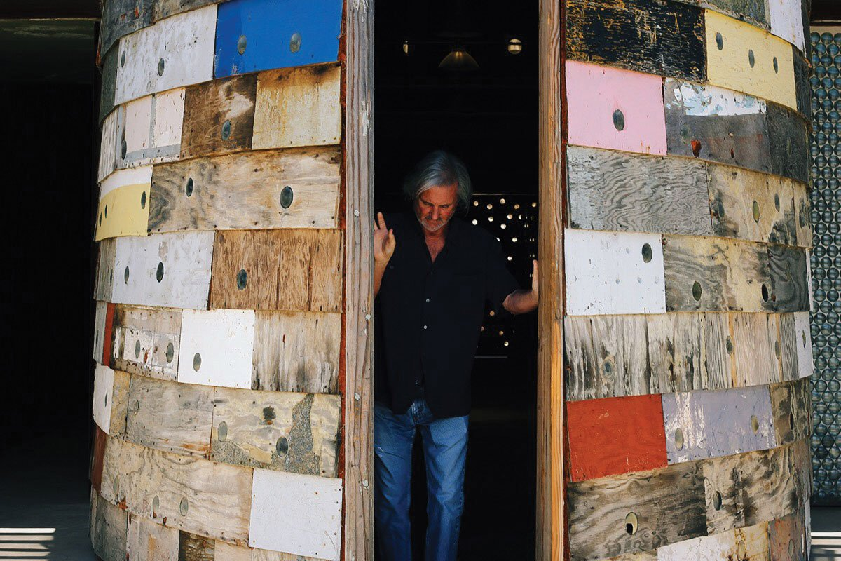 Phil Gregory Vena Cava winery valle de guadalupe