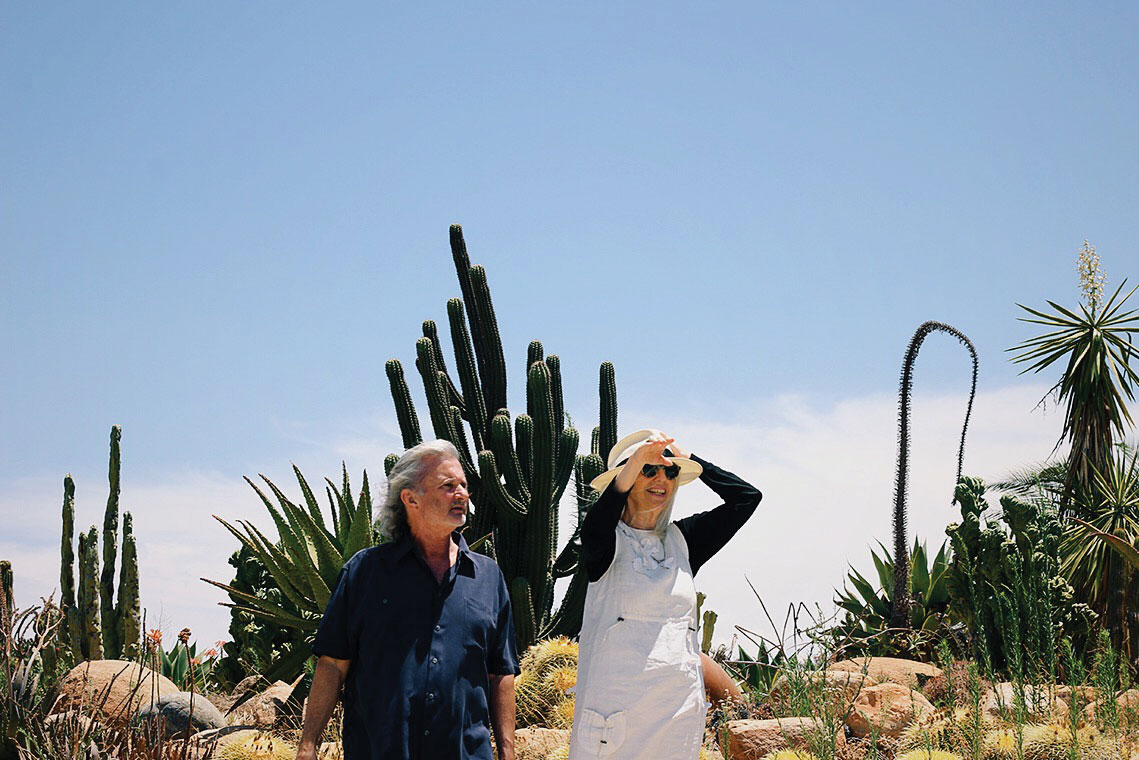 Phil Eileen Gregory La Villa del Valle vena cava valle de guadalupe