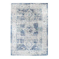 scandinavian designs santee rug blue
