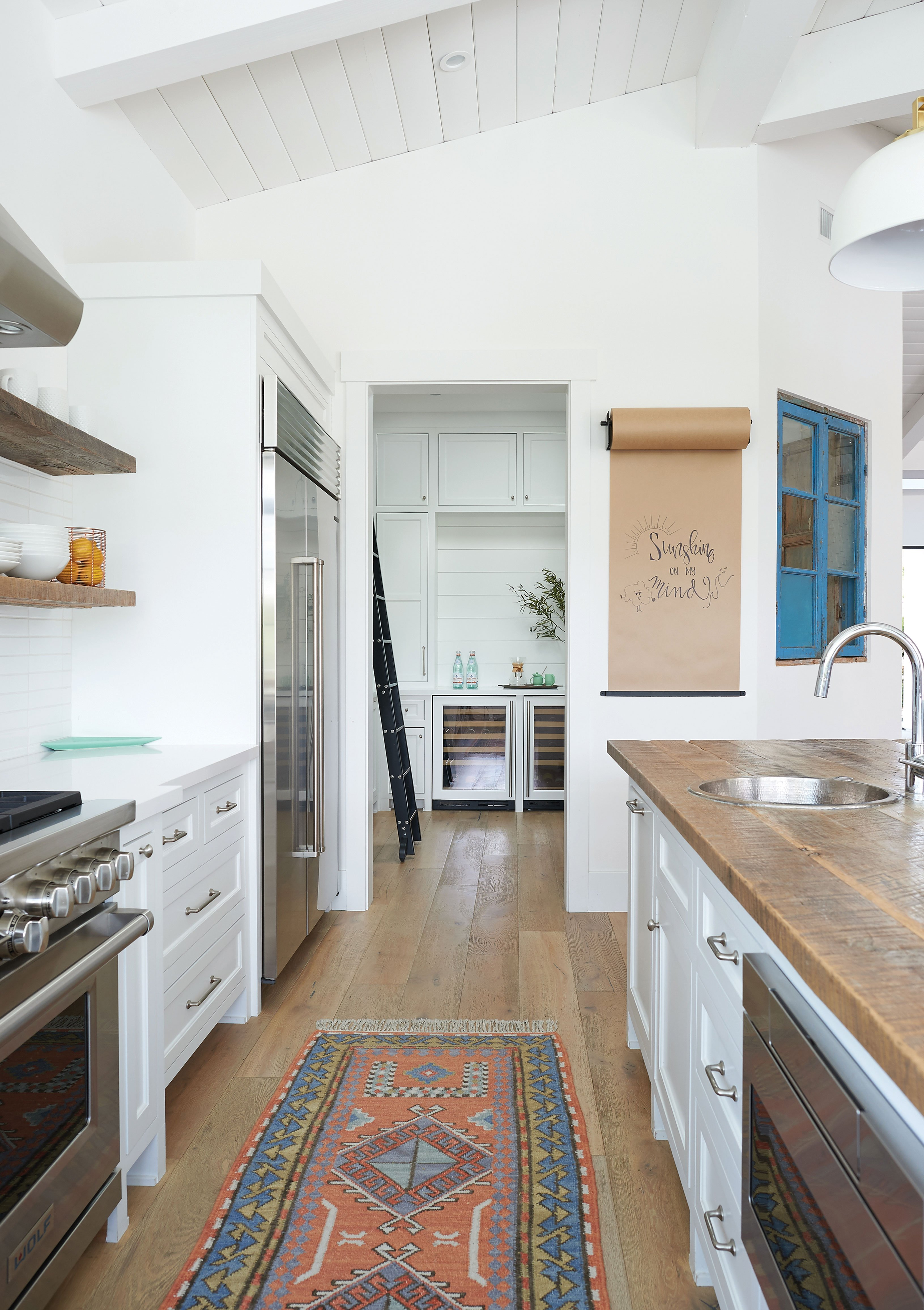 DIY kitchen design