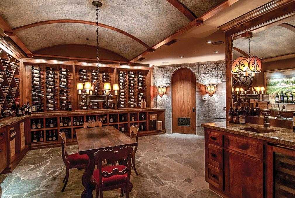 wine cellar san diego