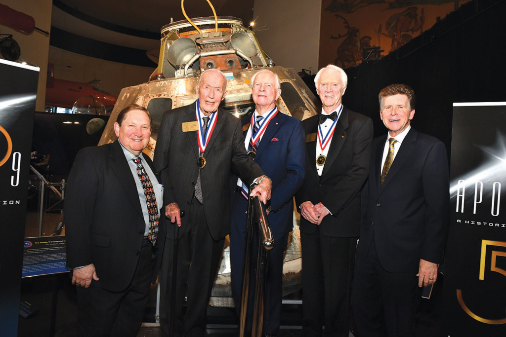 Apollo 9 50th Anniversary