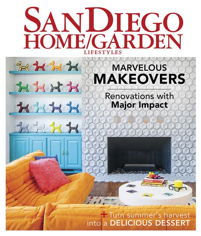 august 2019 issue of san diego home garden lifestyles magazine