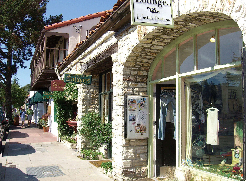 carmel california shopping boutiques shops antiques