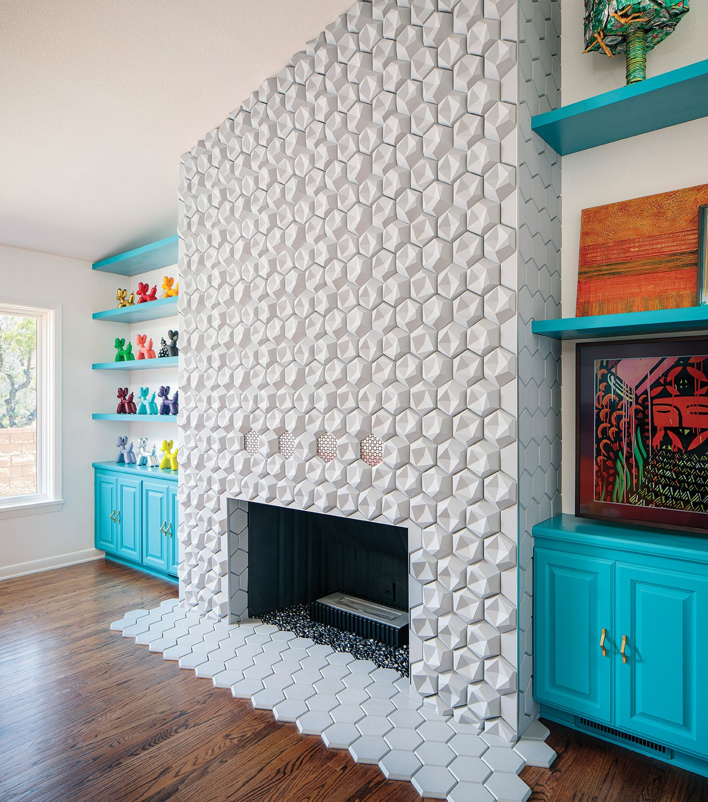 jenna pilant fireplace