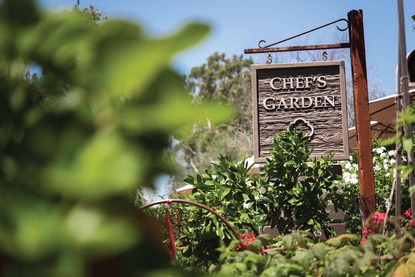 chef's garden avant rancho bernardo inn