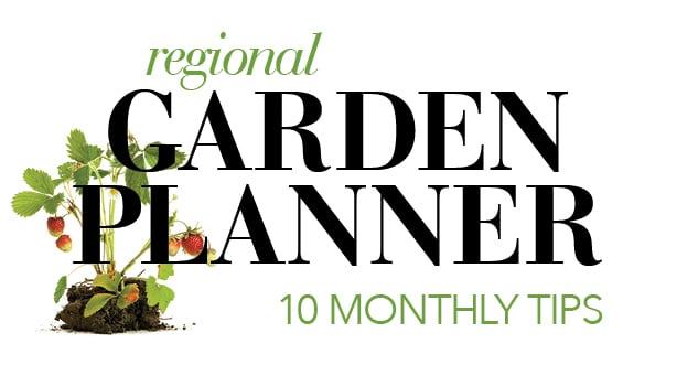 garden planner san diego
