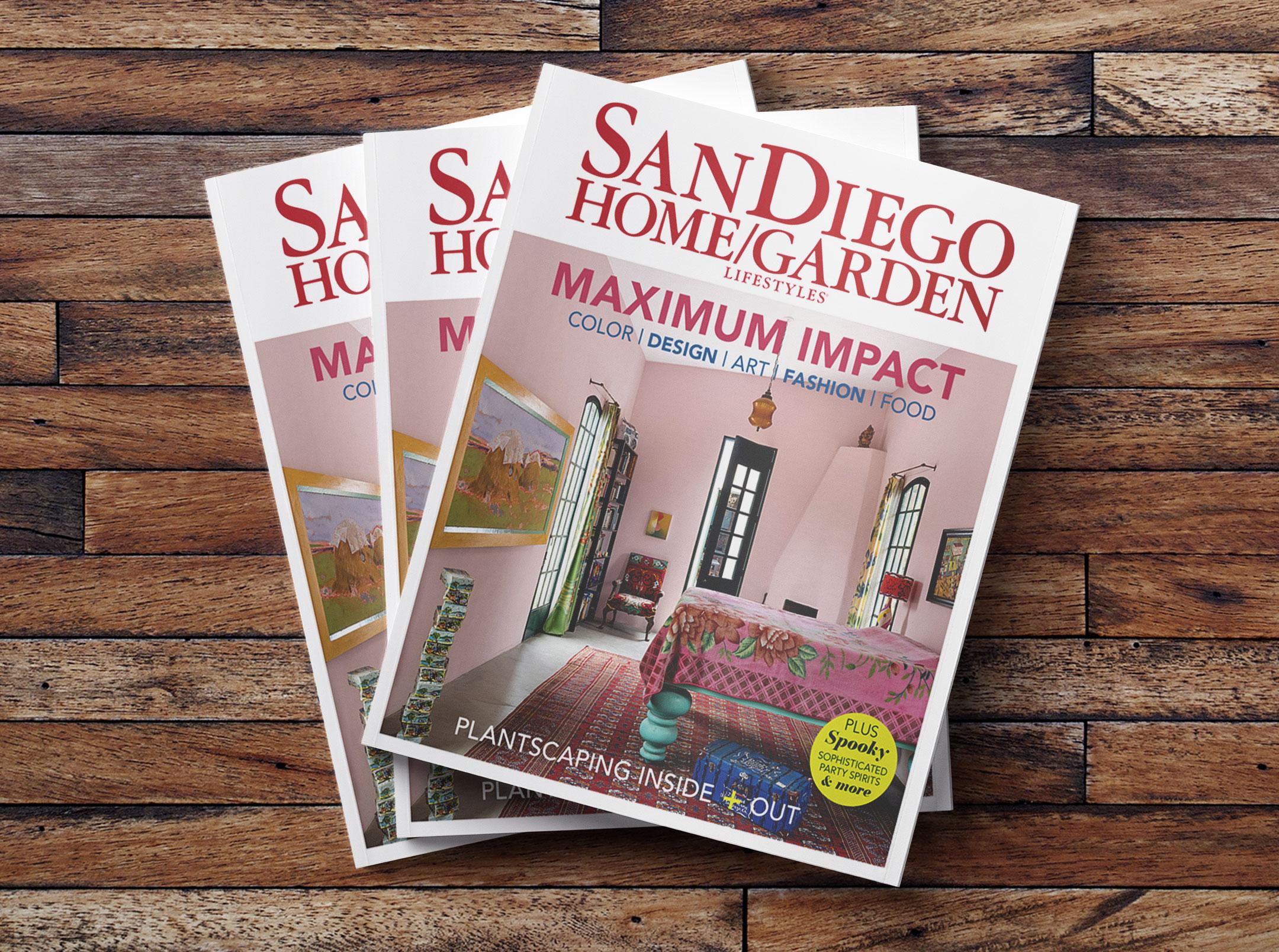 design risks october 2019 issue san diego home garden lifestyles magazine