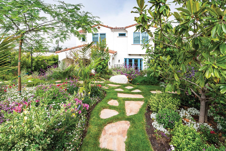 cottage garden san diego