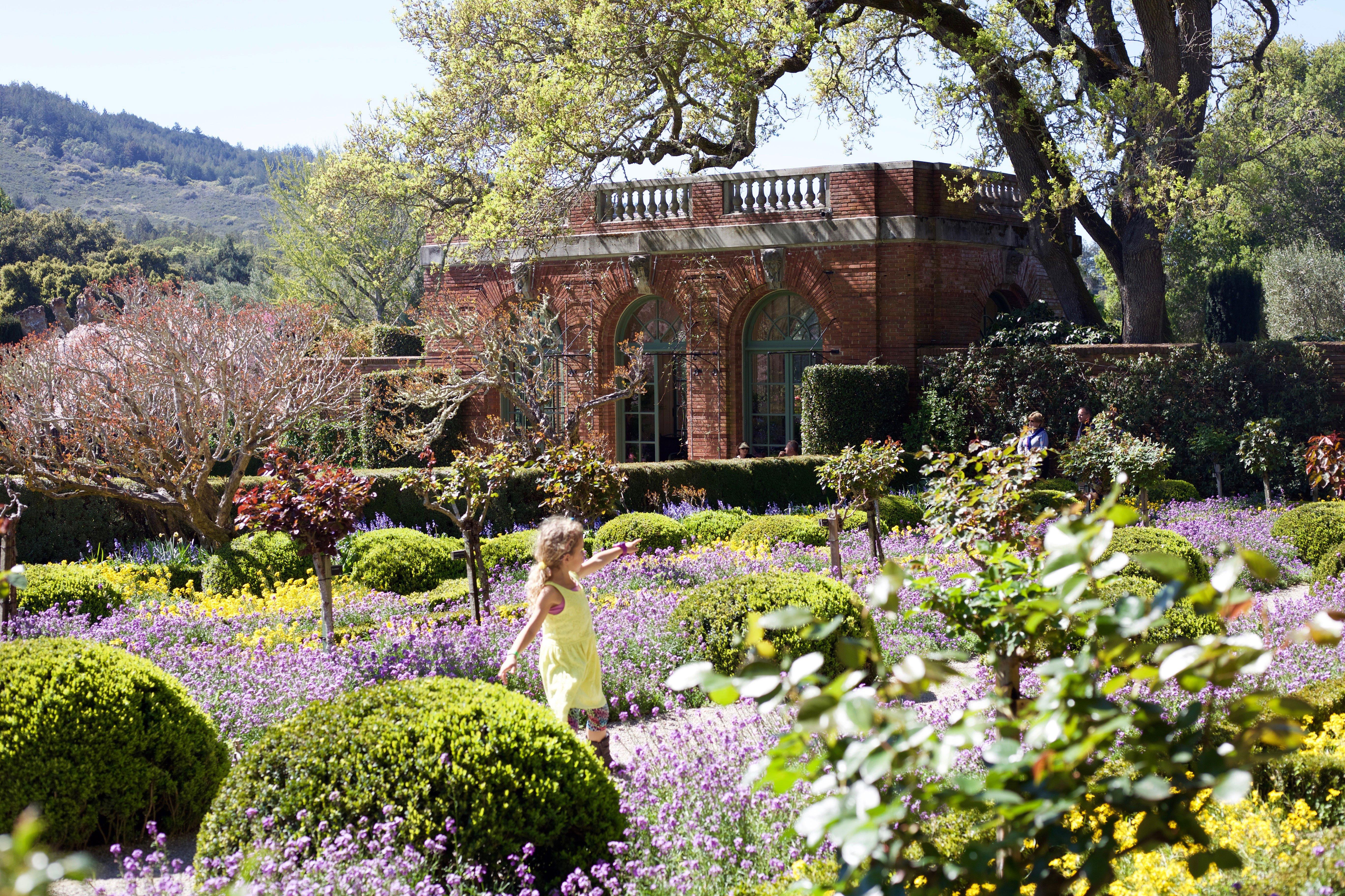 california formal gardens