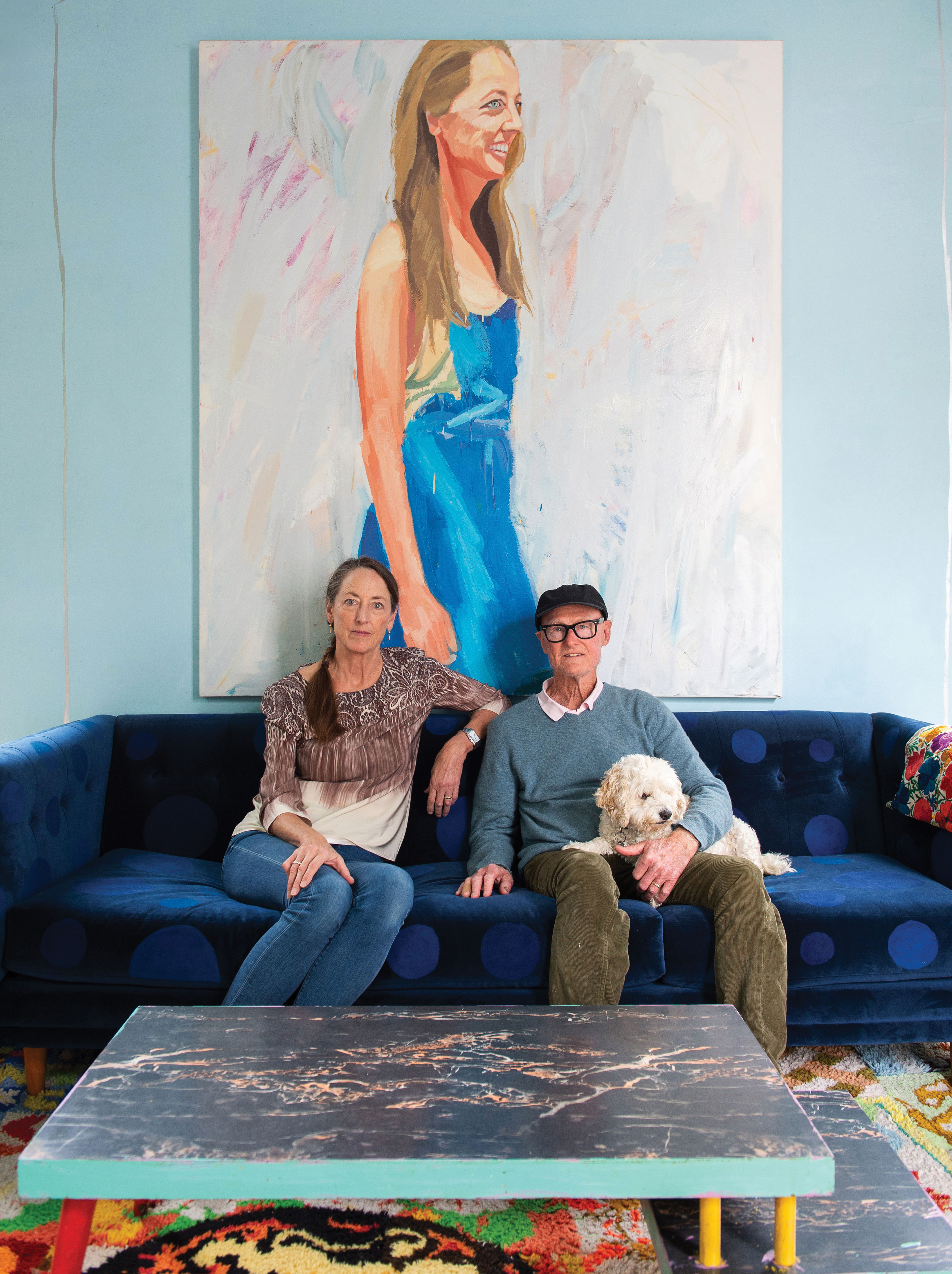 jean lowe and kim macconnel art home