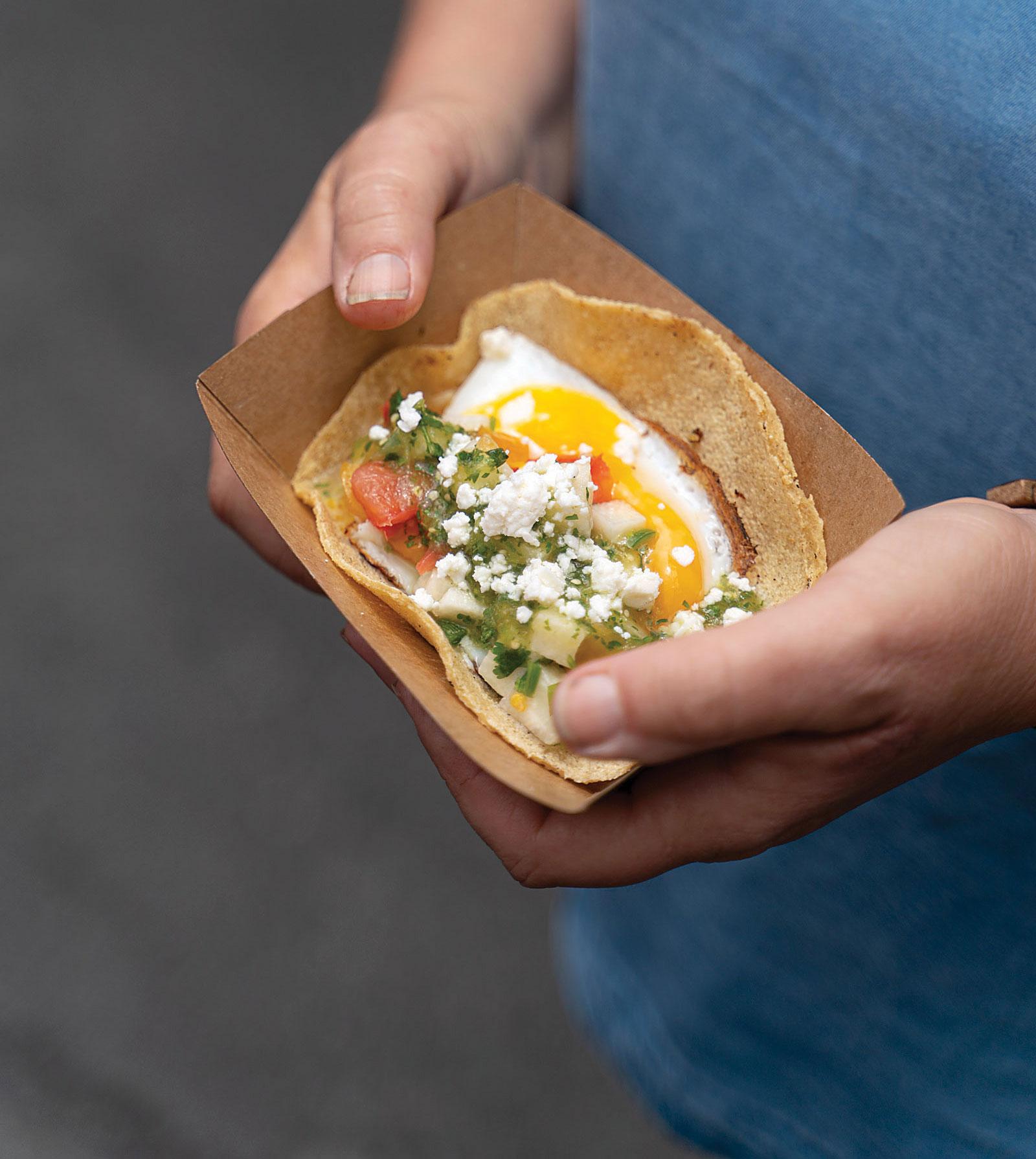 trish watlington fave tacos