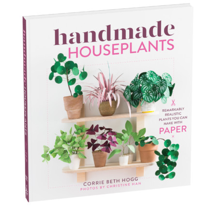 handmade houseplants book DIY gift guide crafts