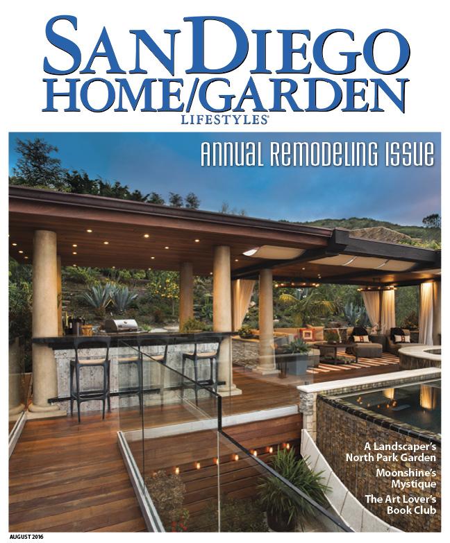 San Diego Home U0026 Garden San Diego Home U0026 Garden August 2016   San Diego  Home Garden Lifestyles