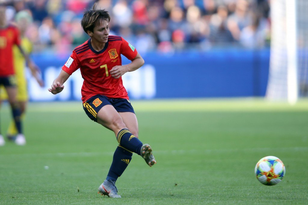 Spain V South Africa: Group B 2019 Fifa Women's World Cup France
