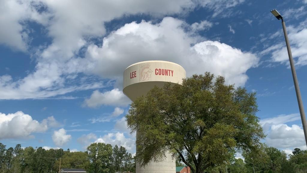 Lee County Water Towe