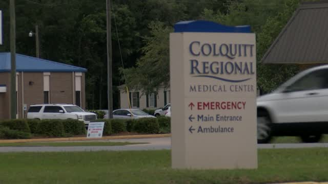 Colquitt Regional Medical Center Talks Reopening Day To Day Operations