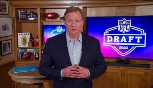 2020 Nfl Draft Round 1