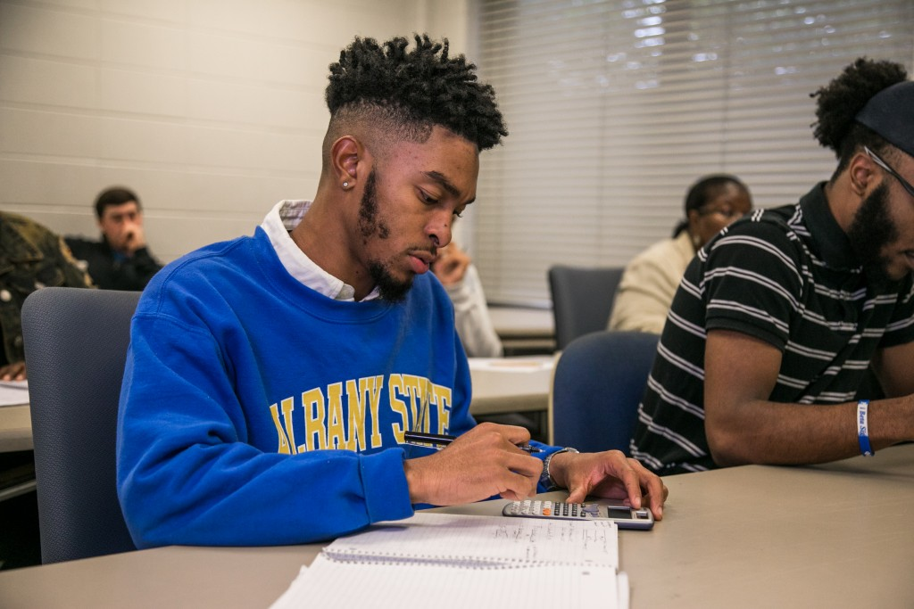 Albany State Grant