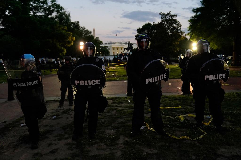 Aptopix Minneapolis Police Death Washington Protest