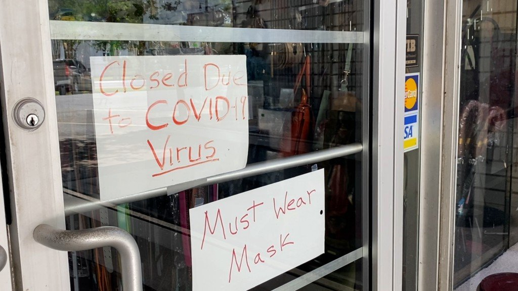 Cloosed Due To Virus