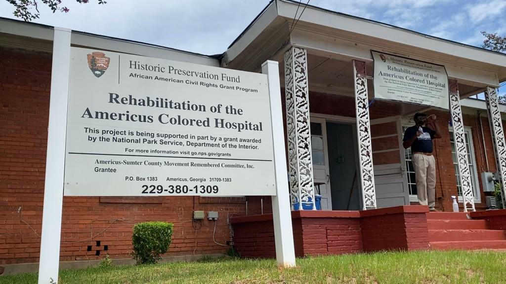 Colored Hospital