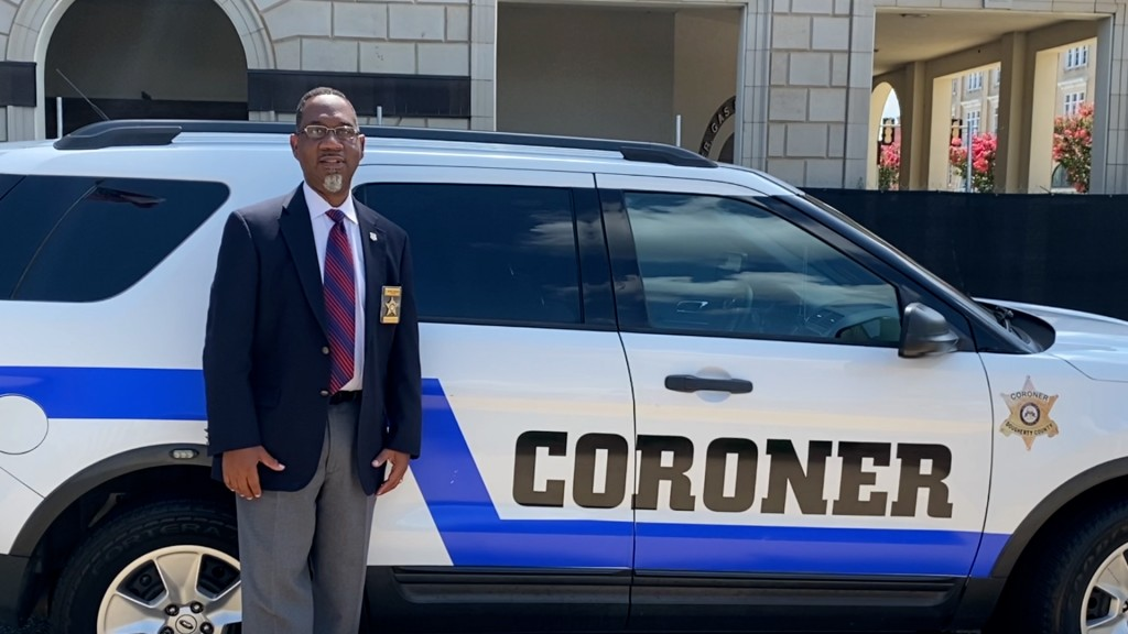 Dougherty County Coroner