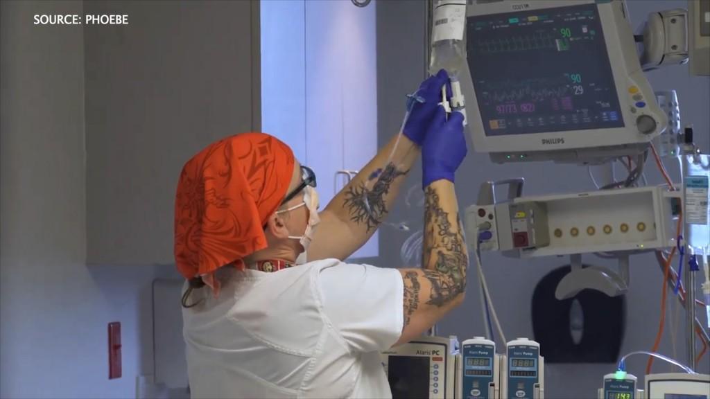 Phoebe Nurse