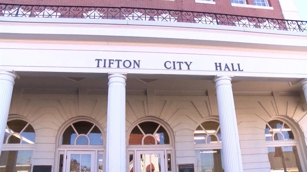 Tifton City Hall