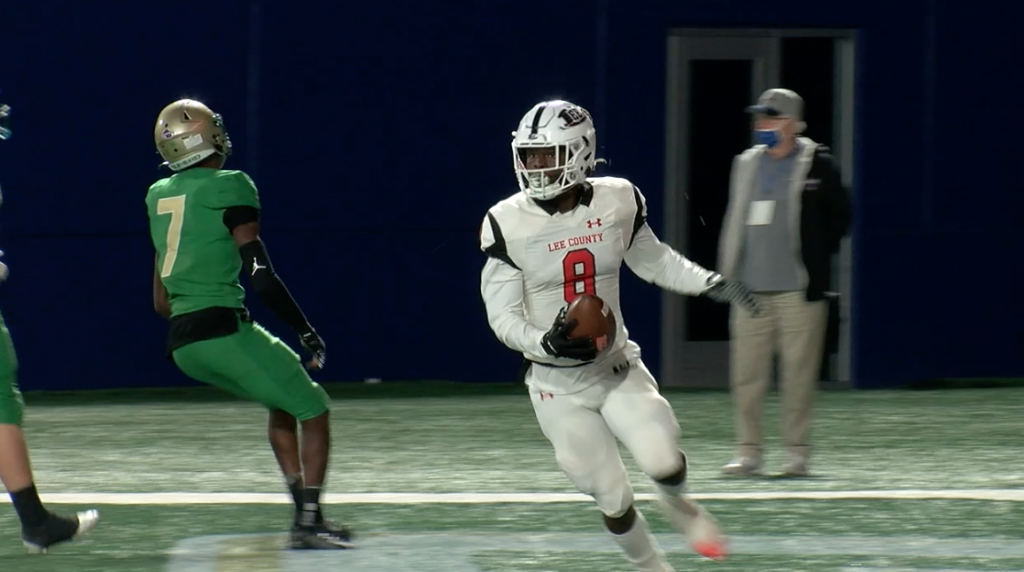 Tuesday Night Football Frenzy Aa And 6a Championship Games