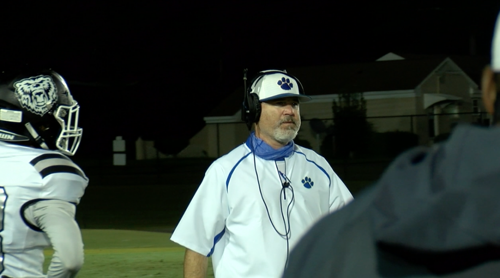 After Four Years As Head Football Coach Of Crisp County, Brad Harber Is Moving On