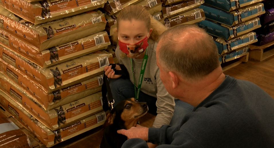 Crisp Co. Teen Helping Give Dogs A Second Chance