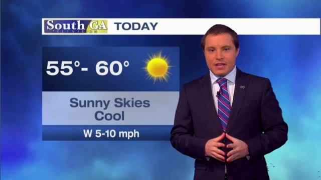Today's Weather Authority Forecast