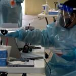 Mako Medical At Covid Testing Site