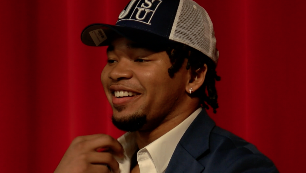 Lee County's Baron Hopson Signs With Jackson State, Hopes To Start An Hbcu Wave