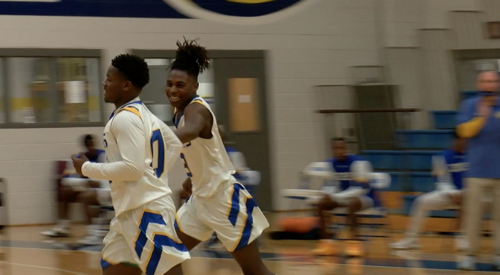 Crisp County Cruises Over Central