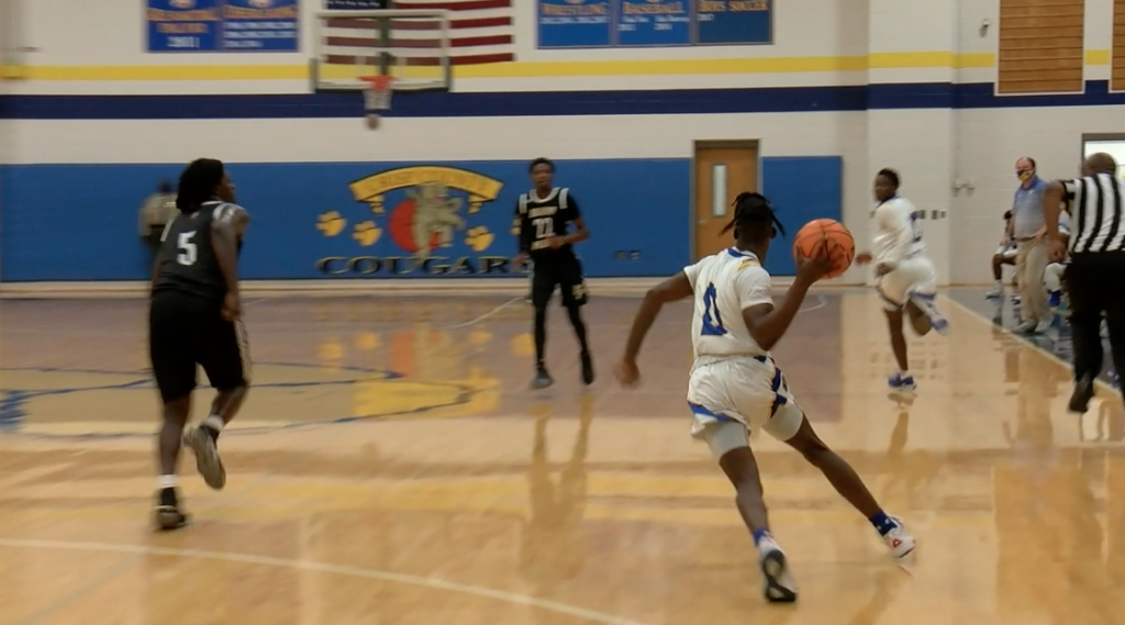 Crisp County Boys Punch Playoff Ticket With Win Over Mary Persons