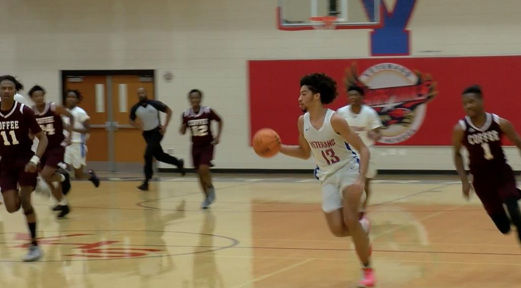 Perfection: Veterans Boys Basketball Makes History