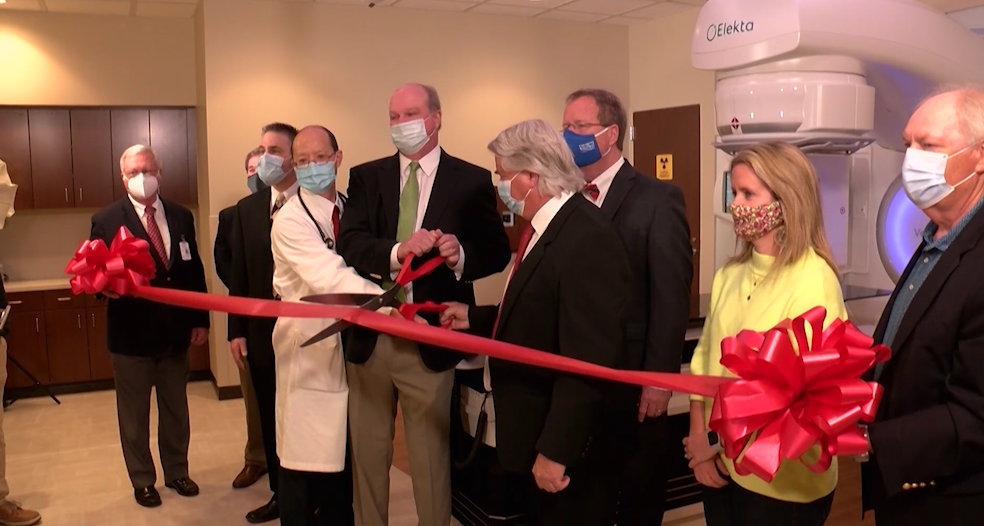 Colquitt Regional Medical Center Cuts The Ribbon On New Oncology Unit