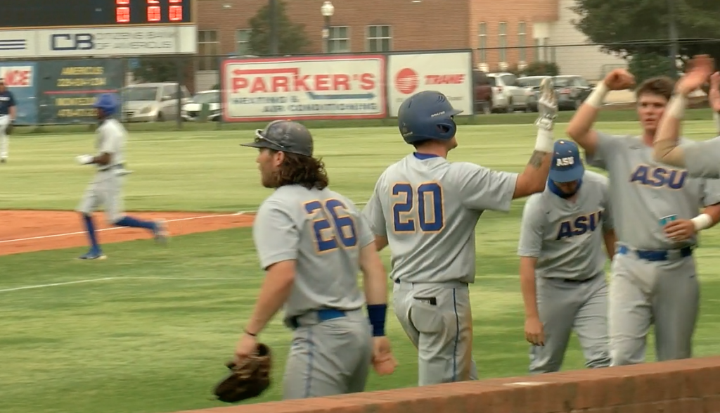 Albany State Baseball Tops Gsw, 7 2