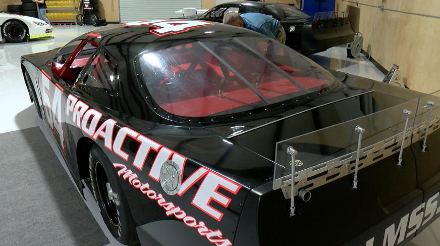 Jr. Late Model Proactive Driver School Opens At Crisp Motorsports Park