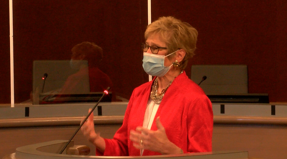 Public Health Commissioner Discusses Potential Roadblock To Further Vaccine Distribution