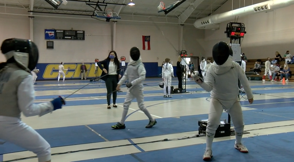 Infinity Cup Fencing Tournament Comes To Cordele