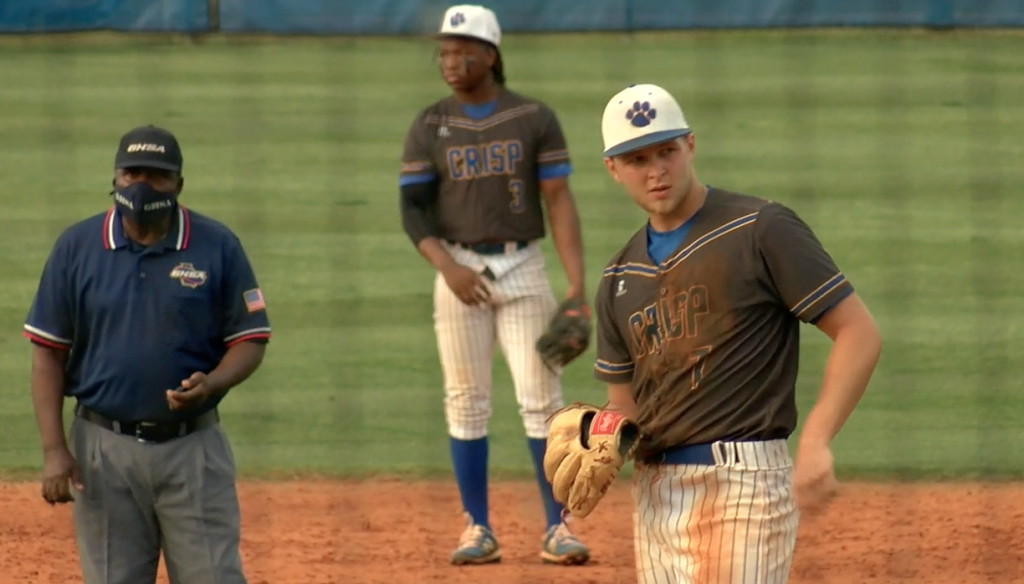 Noah Walters Tosses A Shutout, Cougars Down Peach County