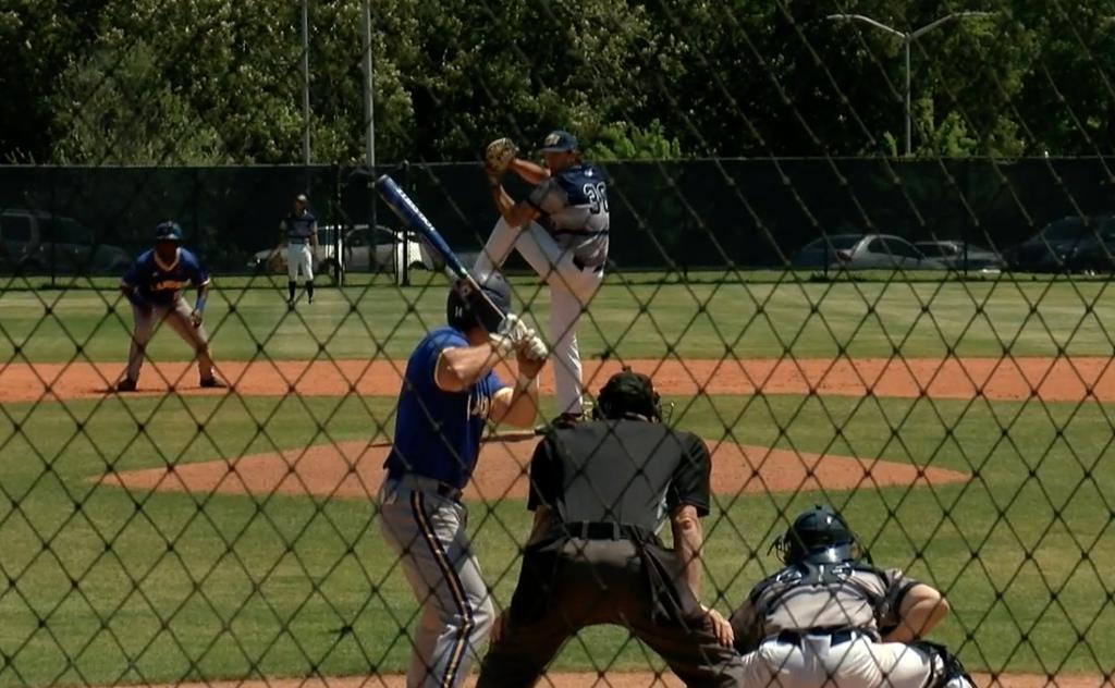 Gsw Baseball Avoids Sweep Against Lander University