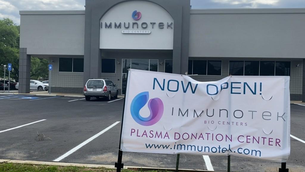 Albany's New Plasma Donation Center