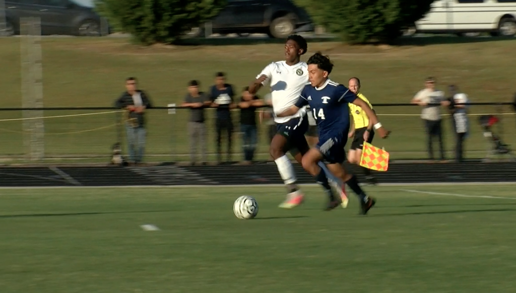 Tift County Boys Soccer Triumphs Over Grayson In Opening Round Of 7a Playoffs