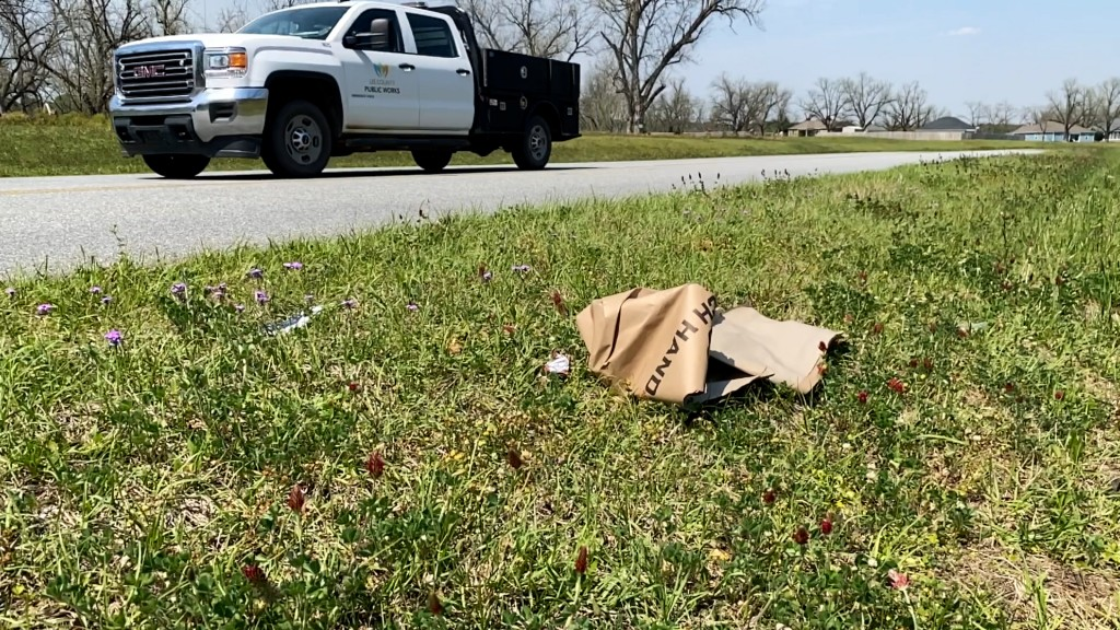 Have You Seen Excess Litter On The Roads? Here's Why, And It's Covid 19 Related